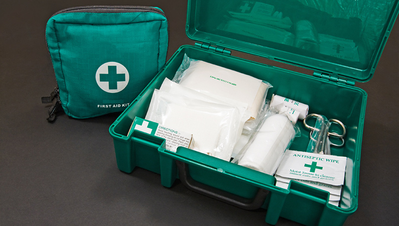 First Aid courses for companies and organisations in Switzerland