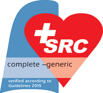 Swiss Resuscitation Council BLS AED (BLS-AED-SRC Generic Provider)
