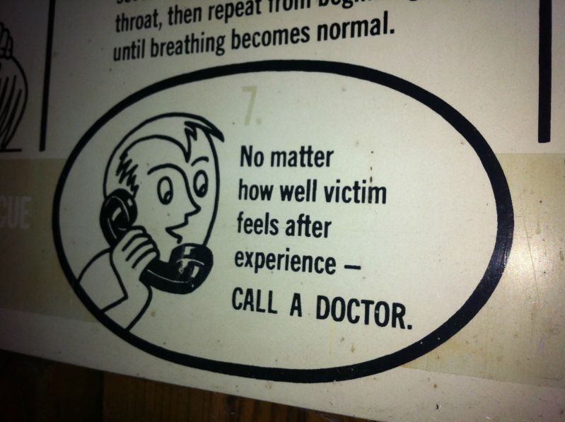 vintage--call-a-doctor